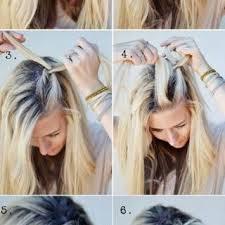 Hochsteckfrisurenen Mittellange Haar Anleitung by 100 Hochsteckfrisurenen Einfach Mittellange Haar 100