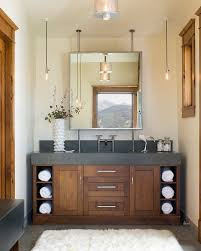 Industrial Style Bathroom Vanities by Turret Home With Rustic Interiors Modern House Designs Urban