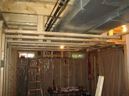 vapor barrier basement ceiling basements ideas