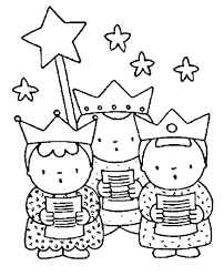 Wise Men Coloring Page The Three Kings Coloring Page Coloring Wise Worship Coloring Page