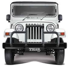 mahindra thar bs iii mahindra thar di now offered with rs 1 lakh discount