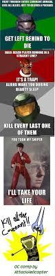 Funny Halo Memes - halo meme 2 by leonxiong on deviantart