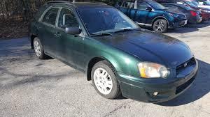subaru 2004 hatchback subaru impreza ts 2 5 inspection included ridings auto sales