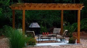 Easy Diy Pergola by 7 Easy To Make Diy Outdoor Pergolas Shelterness