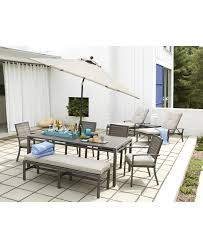 Macys Patio Dining Sets by Plastic Chairs At Walmart Polywood Seashell Recycled Plastic