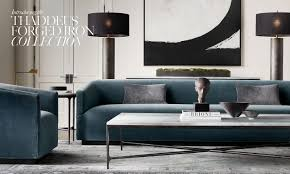 Restoration Hardware Home Office Furniture by Rh Homepage