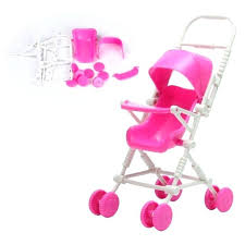 new assembly doll baby stroller trolley nursery furniture toys