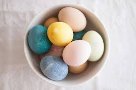 easter dying eggs naturally dyed easter eggs kaley