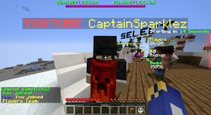 captainsparklez minecraft in a mineplex survival games with captainsparklez and xrpmx13