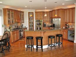 kitchen angled kitchen island ideas beverage serving wall ovens