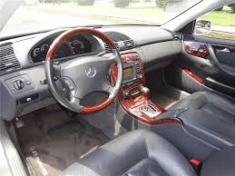 mercedes cl55 amg 2001 mercedes cl55 amg 2 door coupe 157641