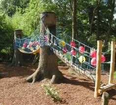 Natural Playground Ideas Backyard 121 Best Tree Stump Playscape Ideas Images On Pinterest