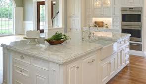 best granite for white dove cabinets viatera rococo with white dove cabinets kitchens