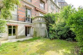 terrasses et jardin paris 16e duplex avec terrasse et jardin dans hôtel particulier
