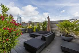 Appartement Toit Terrasse Paris Vente Neuilly Parc Saint James Appartement 73m2 60m2 De