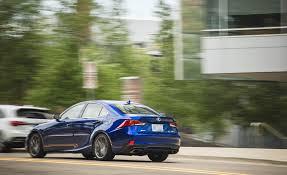 lexus is 250 drivetrain warranty 2017 lexus is in depth model review car and driver