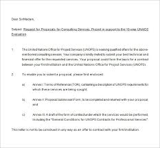 sample proposal for services consulting proposal templates 15 free sample example format