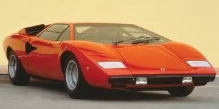 cool orange cars the origins of lamborghini u0027s most interesting names