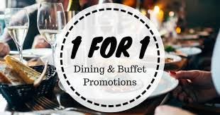 element cuisine discount 1 for 1 dining deals and buffet promos in singapore june 2018
