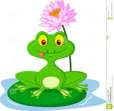frog on lily pad clipart china cps
