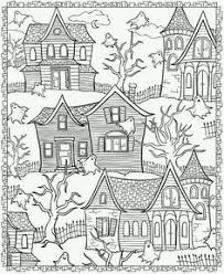 coloring pages houses 100 free coloring pages for adults and children coloring