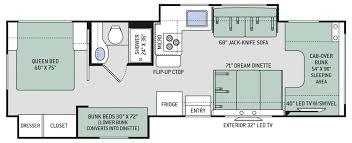 Rv Floor Plans Class A 100 Motorhome Floor Plans Class C Class C Motorhome Rental