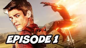 flash season 4 episode 1 flash returns final scene
