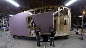 Tiny House Studio A D I Y Tiny House Build In Motion Shed Tiny House 8 Min