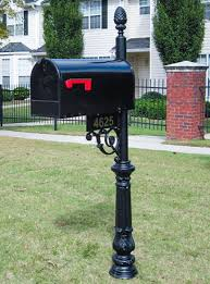the 25 best mailbox installation ideas on fence post