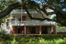 file audubon state historic site oakley plantation rear view jpg