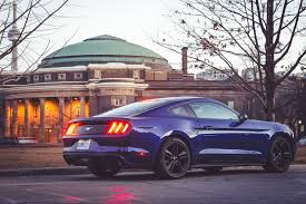 ford canada mustang review 2015 ford mustang ecoboost canadian auto review