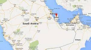 doha qatar map isolated doha saudi uae journalists quit qatar caravan daily