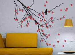 Wall Painting Designs For Living Room Home Design - Interior wall painting designs