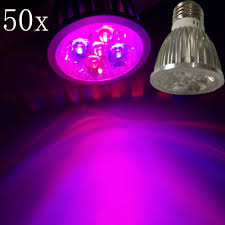 aliexpress com buy free dhl 50pcs lot 5w led grow bulb spot