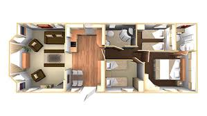 Post Hyde Park Floor Plans 19 Floor Plans For Small Cabins Static Caravans For Hire