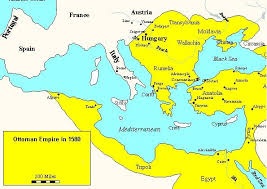 Ottoman Empire Serbia Timeline