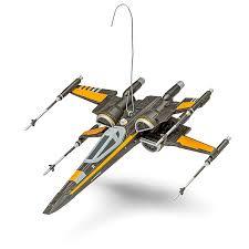 hallmark keepsake wars t 70 x wing fighter ornament with