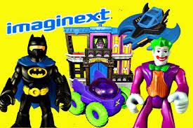 batman u0026 joker play doh can attack disneycartoys imaginext dc