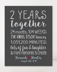 2 year anniversary gift ideas 2 year wedding anniversary gift ideas for him wedding ideas