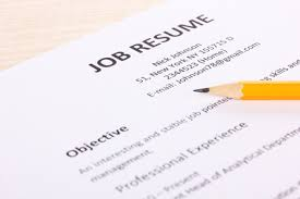 An Objective On A Resume How To Create An Objective For A Resume How To Write An Objective
