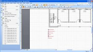 visio 2003 2007 electrical systems drawing part 6 placing and