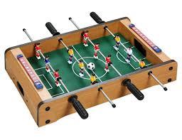 table top football games foosball tabletop soccer table football game set