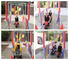 diy kiddie car wash