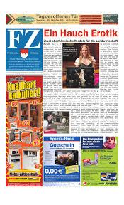 Esszimmer Eckerts Bamberg Fränkische Zeitung Vom 27 10 2010 By Nordbayerischer Kurier Gmbh