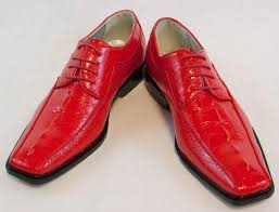 louboutin red bottom dress shoes for men look so