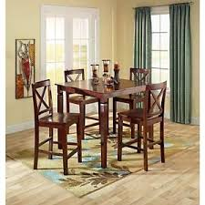 High Chair Dining Room Set High Top Dining Room Table