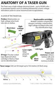 cartridges taser gun are the needles changed in tasers after each use quora