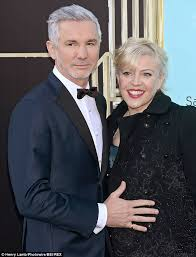 baz luhrmann baz luhrmann and wife catherine martin take meetings in the
