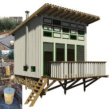 small shack plans step by step diy guide complete set of cabin plans construction