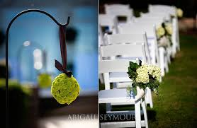 aisle markers bluffton wedding ceremony flowers flowers by freshcuts